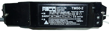 Transformer ATCO TM50 2 ledbenchmark transformers for mr16 leds  at nearapp.co
